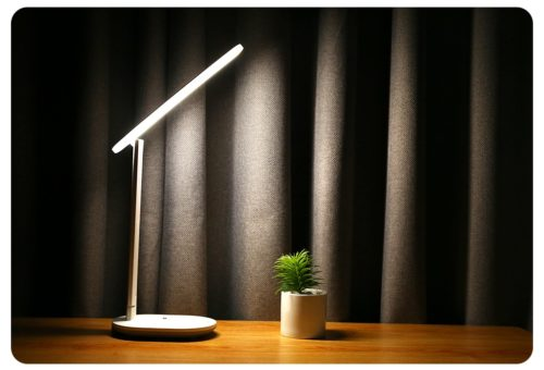 Dimmable Desk Lamp Rechargeable Lamp