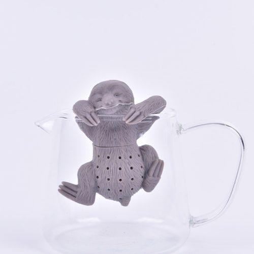 Sloth Tea Infuser Silicone Filter