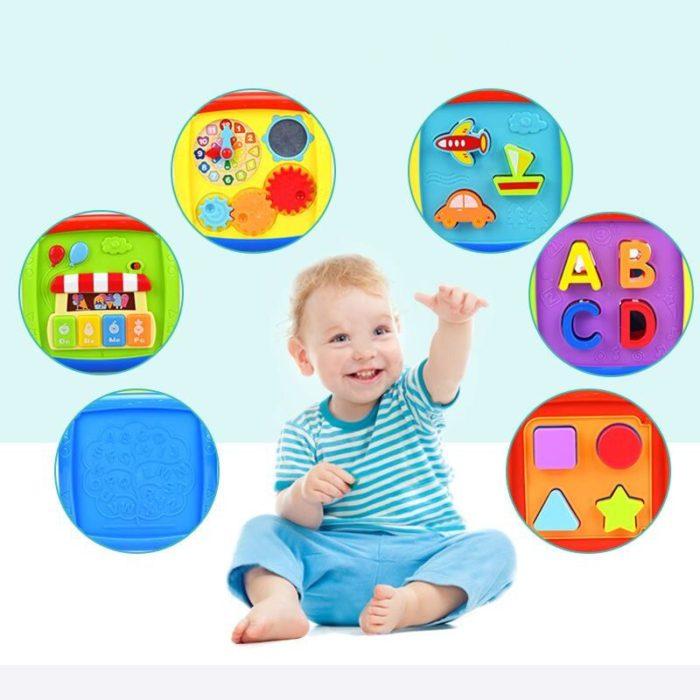 Educational Baby Activity Cube