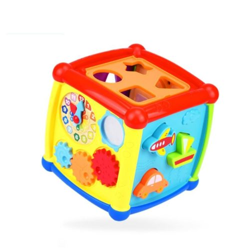 Educational Baby Activity Cube