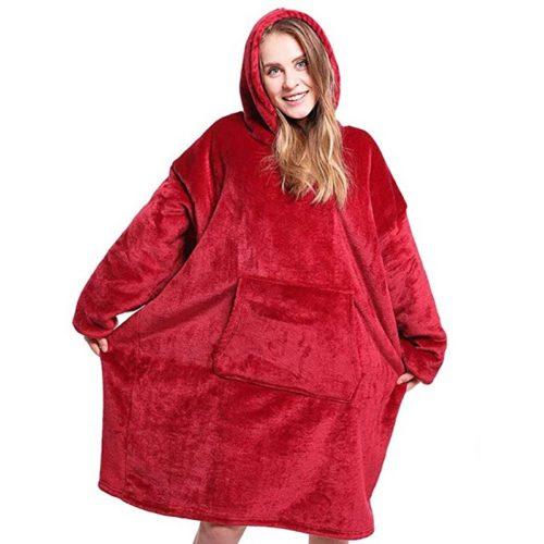 Giant Hoodie Blanket Oversized Sweatshirt