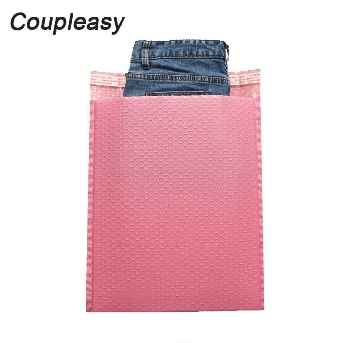 Pink Bubble Mailers 50 Envelopes