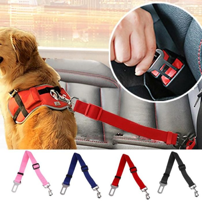 Puppy Seat Belt without Harness
