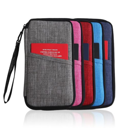 Unisex Passport Travel Wallet