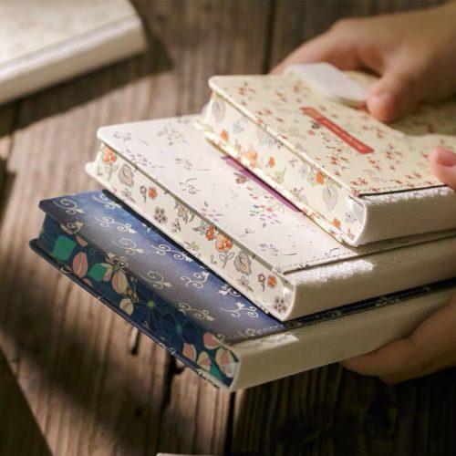 Hardcover Notebook Journal