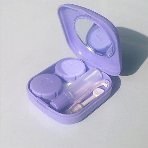 Contact Lens Travel Case Mini Kit