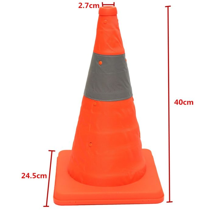 Collapsible Traffic Cone Road Safety Tool