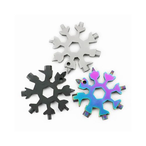 Snowflake Tool 18 in 1 Multi-Purpose Card