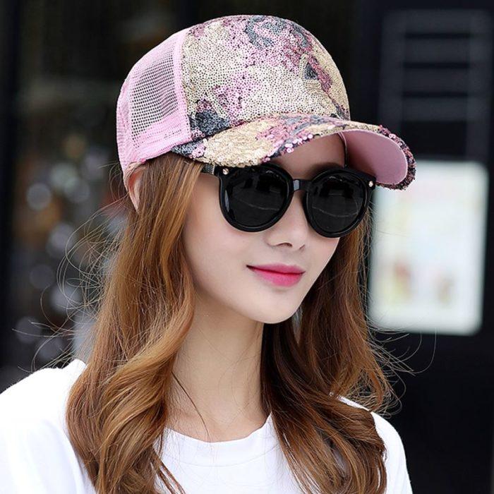 Fashionable Ladies Baseball Cap