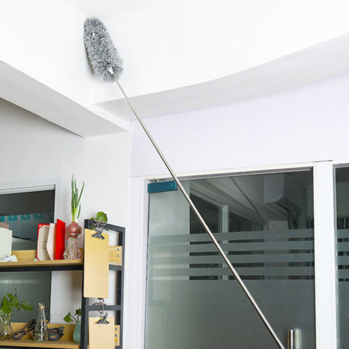 Extendable Feather Duster Cleaning Brush