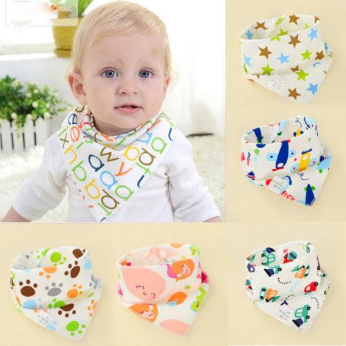 Colorful Baby Bandana Bib