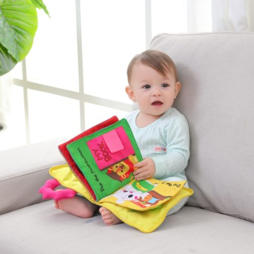 Cloth Soft Book for Toddlers