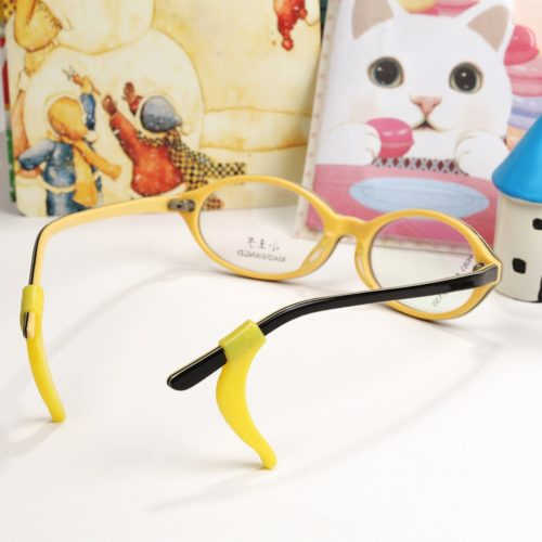 Glasses Ear Hooks Anti-Slip Grip Hooks (5 Pairs)