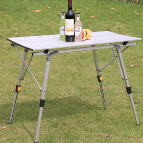 Outdoor Folding Table Portable Picnic Table
