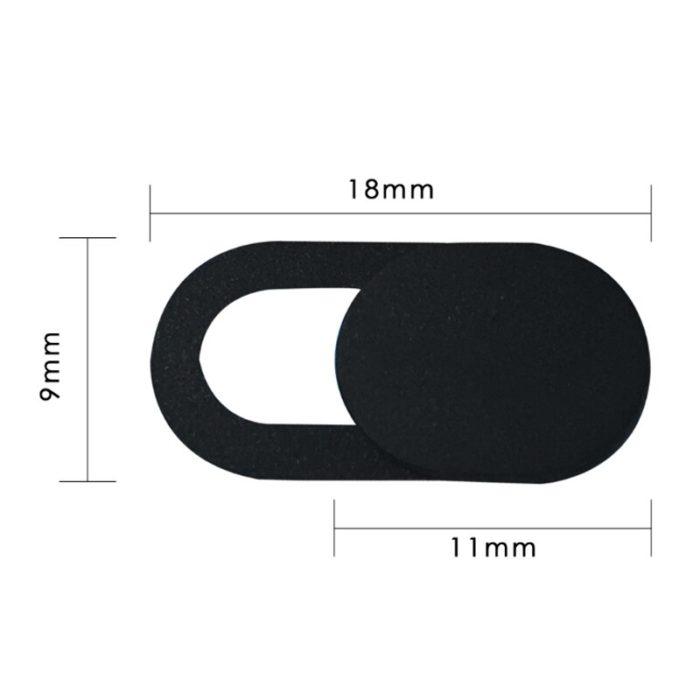Sliding Camera Covers Sliders Set (15pcs)