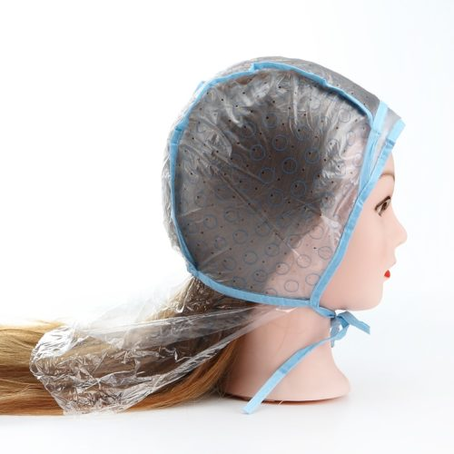 Hair Bleaching Cap with Hook Set