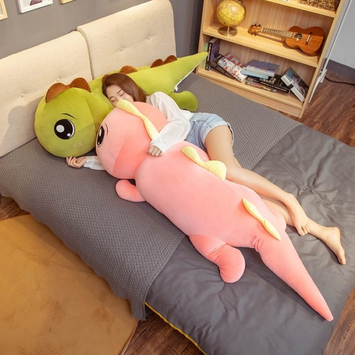 Giant Stuffed Dinosaur Plush Toy