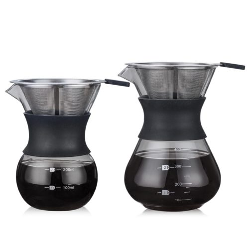 Drip Pot Manual Glass Coffee Maker