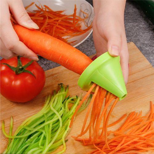 Carrot Julienne Cutter Vegetable Shredder