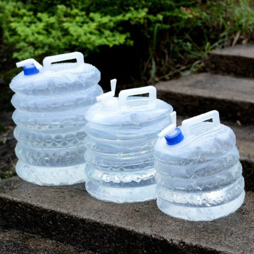 Collapsible Water Jug Portable Container
