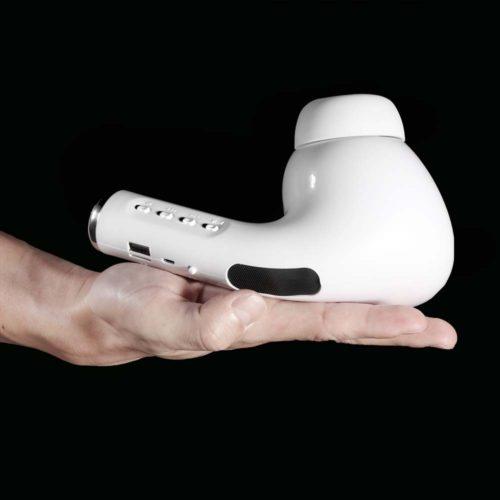 Giant Bluetooth Speaker Headset Design