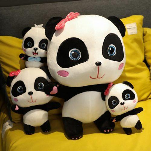 Panda Stuffed Toy Cute Animal Plush Toy