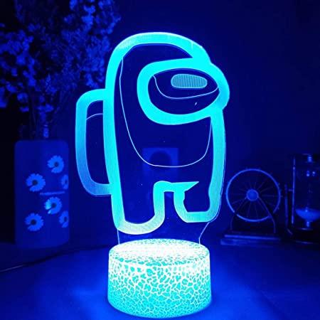 Among Us Lamp Night Light