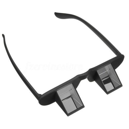 Lazy Reader Glasses Prism Eyeglass