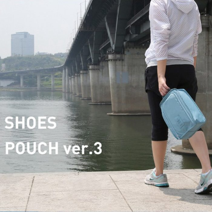 Shoe Pouch Travel Shoe Bag