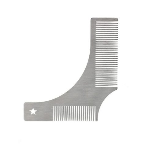 Beard Comb Shaper Shaving Template