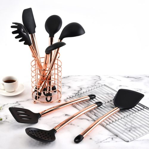 Copper Cooking Utensils Kitchen Tools