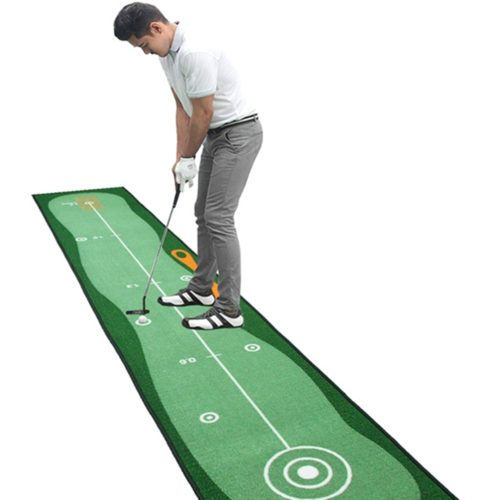 Putting Practice Mat Golf Training