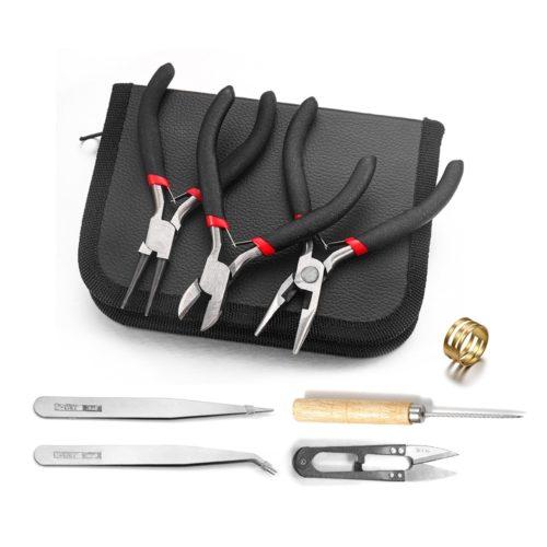 Jewelry Making Tools Kit (8 Pcs)