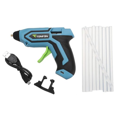 Rechargeable Cordless Hot Glue Gun