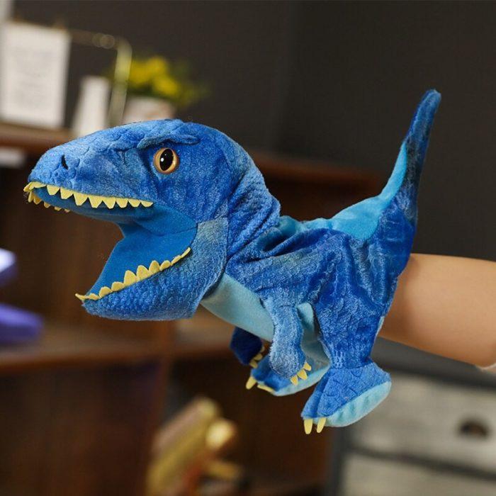 Soft Dinosaur Hand Puppet