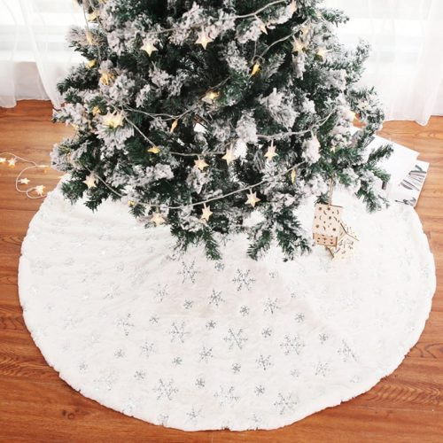 Xmas Tree Skirt Christmas Tree Decoration