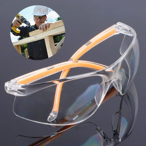 Protective Glasses Clear Safety Eyewear