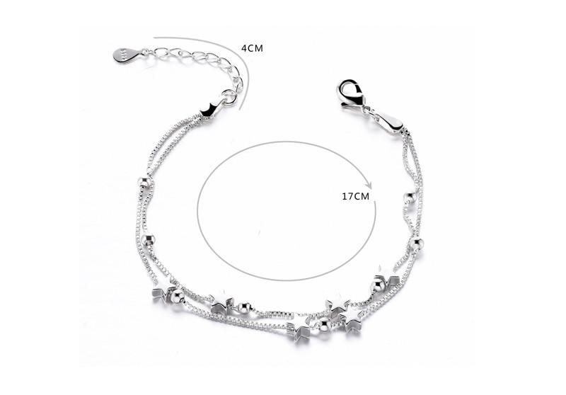 Star Bracelet Fashion Accessory