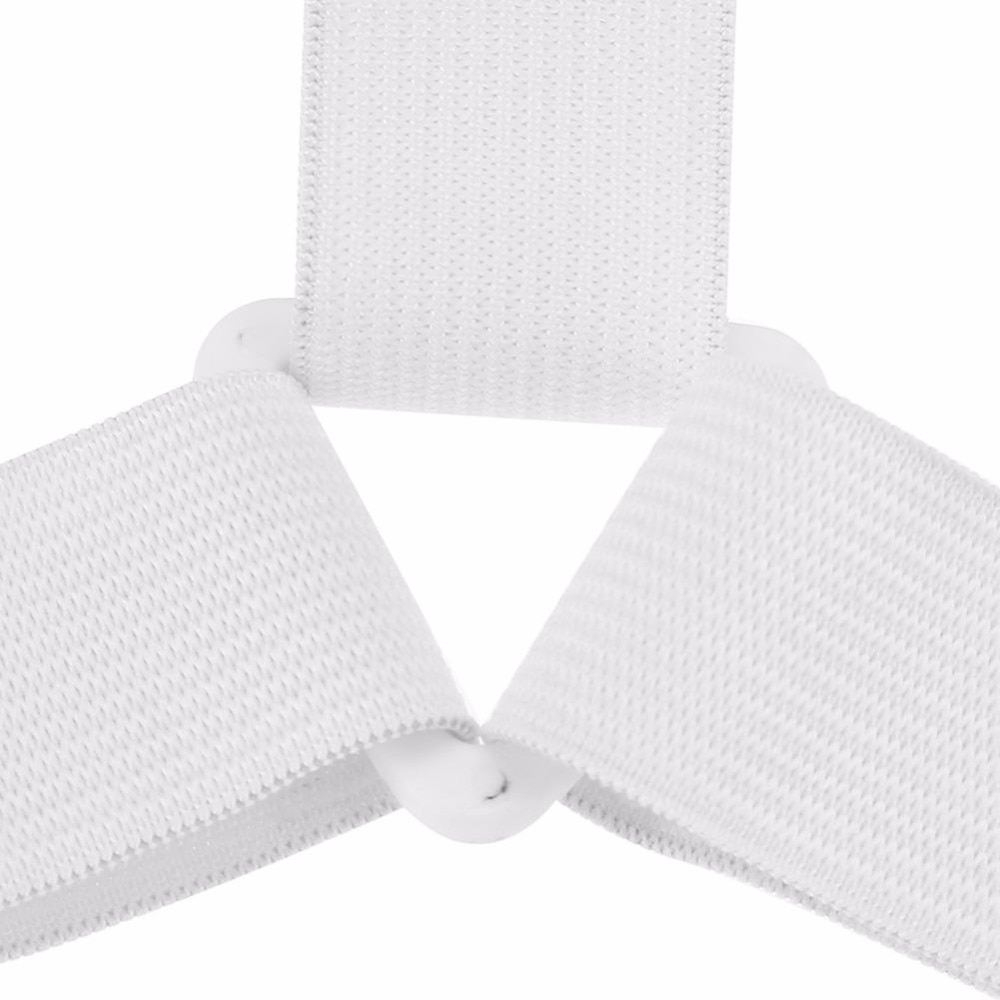 4Pcs/set Adjustable Elastic Sheet Clips for Bed Sheet Mattress Cover Corner Holder Clip Fasteners Straps Home Textiles Organize