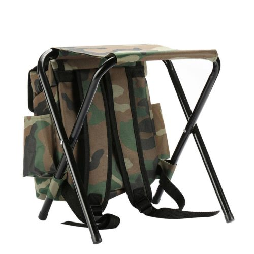 Outdoor Backpack Folding Chair