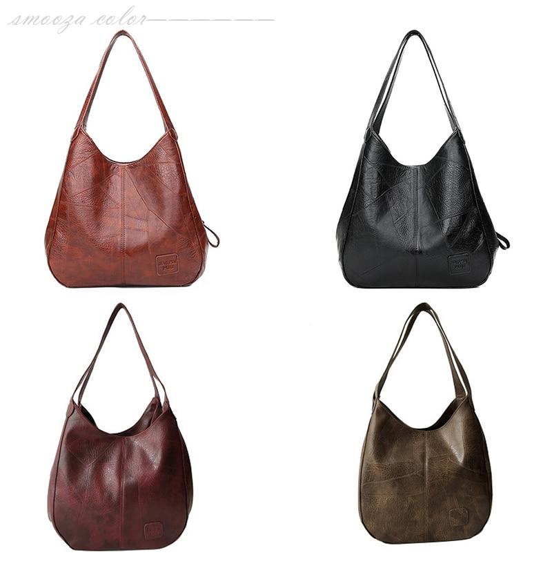 Shoulder Bag For Women Leather Handbag