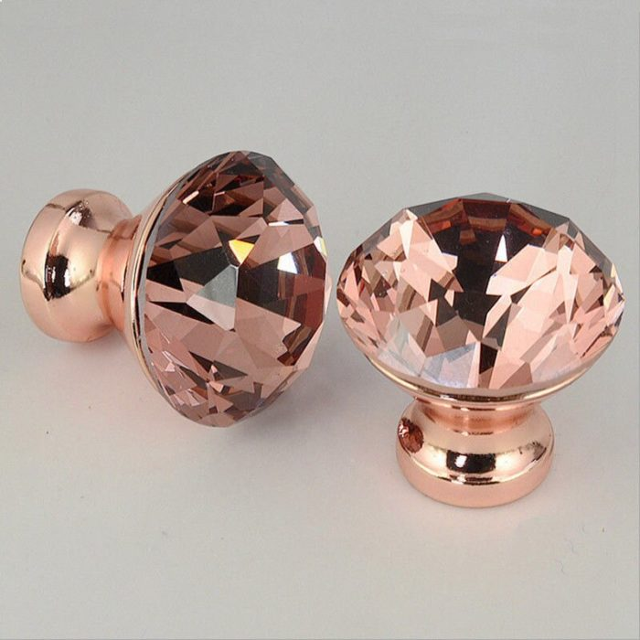 Diamond Drawer Knobs (12pcs)