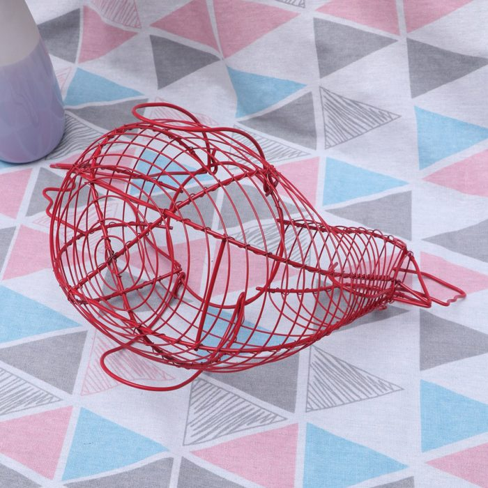 Egg Wire Basket Egg Container