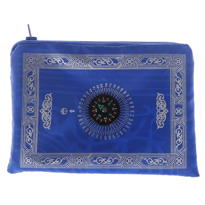 Travel Prayer Mat with Portable Pouch