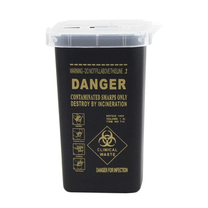 Needle Disposal Box 1L Capacity
