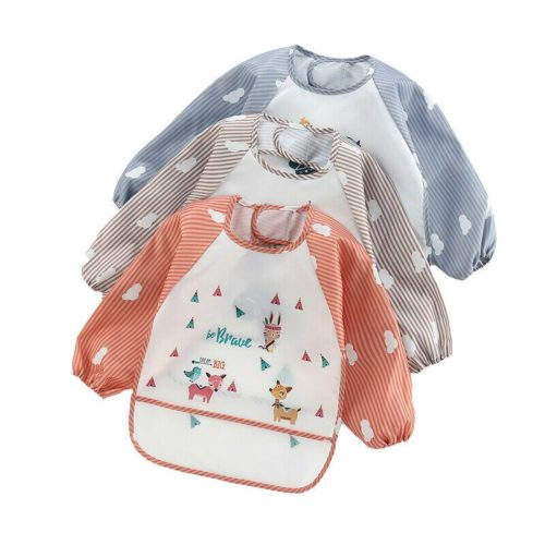 Kid's Art Apron Long Sleeves