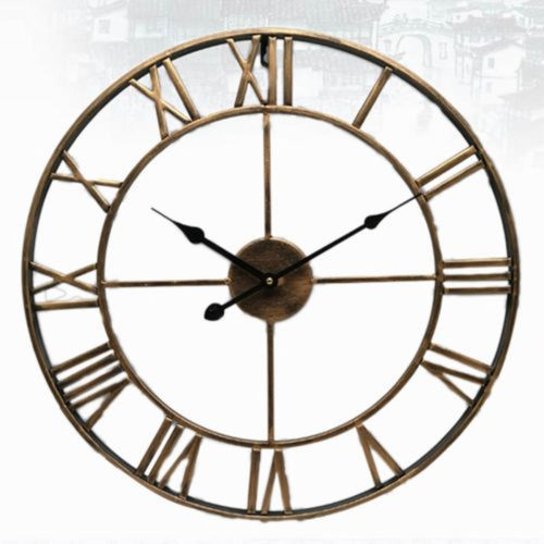 Big Wall Clock Nordic Design