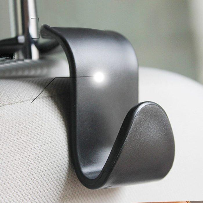 Purse Holder for Car Hooks (4pcs)