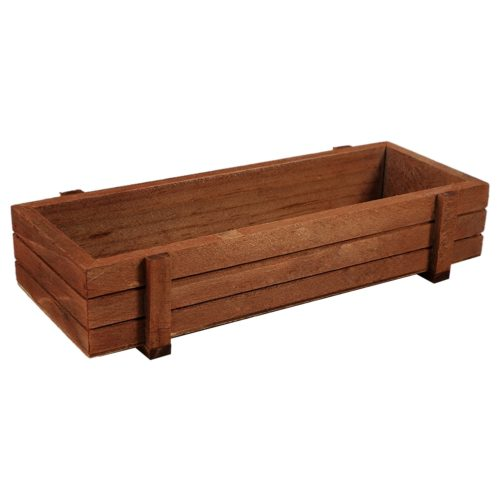 Wooden Herb Planter Gardening Box
