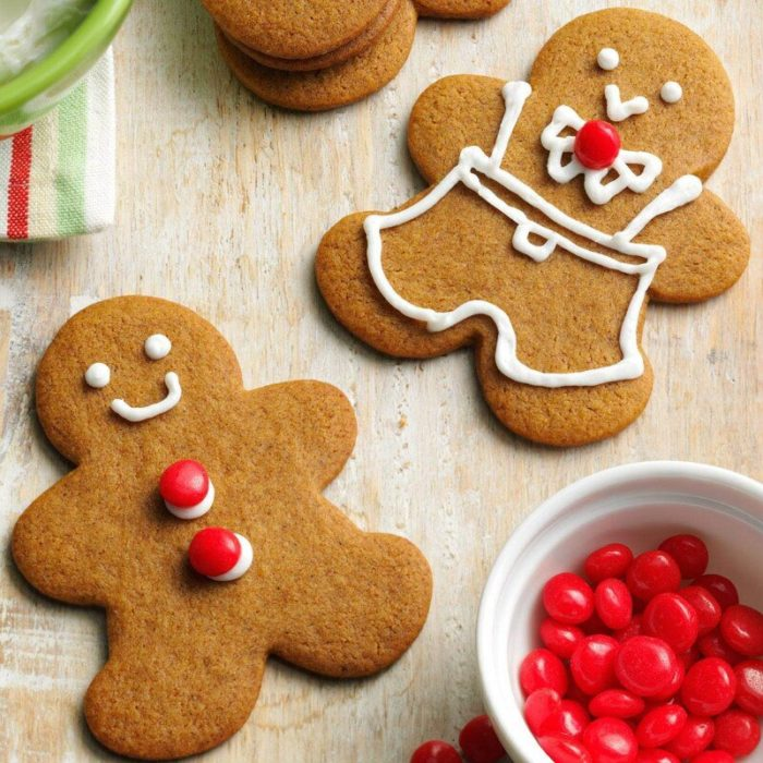 Gingerbread Cutters 2-Piece Set